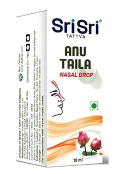 Anu Taila (Ану тайлам) - масло при насморке, гайморите, головной боли - фото 9609