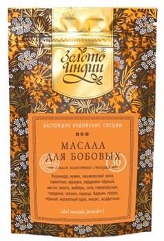"""""""Дал Масала"""" - смесь молотых специй для бобовых, 30 гр - фото 9753"""