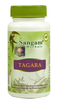 Тагара - валериана индийская, 60 таблеток - фото 9757