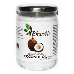 Кокосовое масло Organic Virgin, 500мл - фото 9769