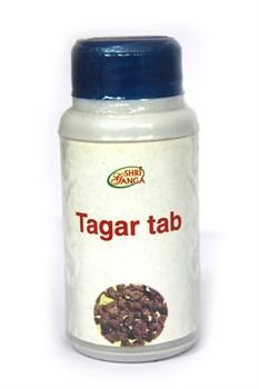 Tagar tab (Инд. Валериана), 120 таб - фото 9810