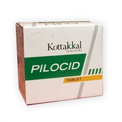 Pilocid (Пилоцид) - аюрведический препарат от геморроя - фото 9848