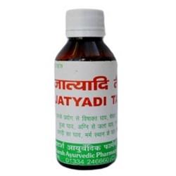 Jatyadi Tail (Джатъяди Тайл) - масло для заживления ран - фото 9857
