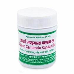 Gandmala Kandan Ras (Гандмала Кандан Рас) - для лечения заболеваний щитовидной железы - фото 9860