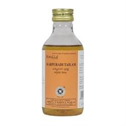 Karpuradi Tailam - эффективное средство при растяжении или повреждении связок - фото 9864
