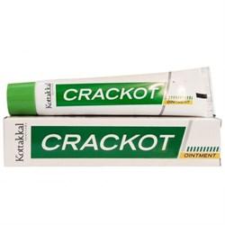 Заживляющая мазь Crackot Ointment - фото 9904
