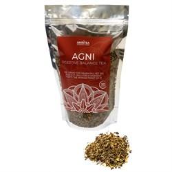 Agni tea (Амрити Агни) - аюрведический чай для баланса пищеварения, 180 г. - фото 9911