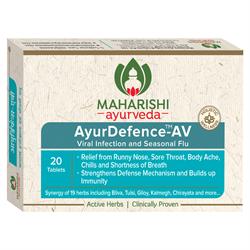 AyurDefence-AV ( АюрДефенс-АВ) - защита от вирусных инфекций и сезонного гриппа - фото 9919
