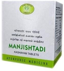 Manjishtadi Kashayam (Манжиштади Кашаям) - препарат для очищения крови - фото 9930