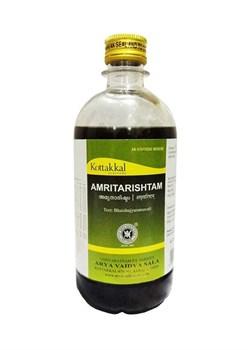 Amritarishtam (Амритариштам) - для иммунитета и очищения крови - фото 9955