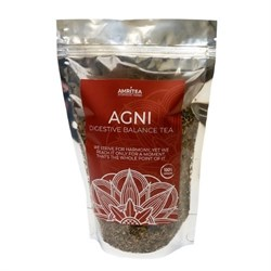 Agni tea (Амрити Агни) - аюрведический чай для баланса пищеварения 100 г. - фото 9972