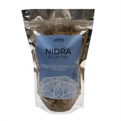 Nidra Tea (Амрити Нидра) - аюрведический успокаивающий чай 100 г. - фото 9974