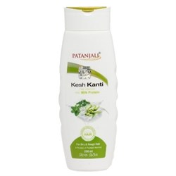 Шампунь Kesh Kanti Hair Cleanser with Milk Protein - фото 9997