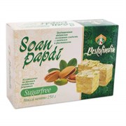 Soan Papdi Sugarfree (Воздушные индийские сладости Без сахара)