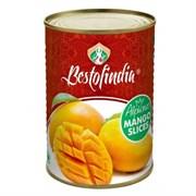 Mango Alphonso Slices Bestofindia (Манго Альфонсо кусочки), 450 г.