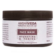 Face Mask Hydrating & Toning  (Маска для лица увлажняющая и тонизирующая)