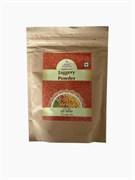 Натуральный молотый нерафинированный сахар Jaggery Powder, 500 г.