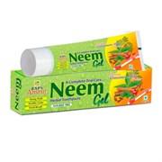 Neem Gel Tooth Paste (Травяная зубная паста-гель с Нимом), 25г.