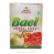 Экзотические цукаты Баэля (Bael Herbal Sweet Candy), 100 г.