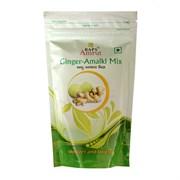 Цукаты Имбирь-Амла микс  - вкусный способ повысить иммунитет (Ginger Amalki Mix), 100 г.