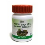 Kanchnar Guggul (Канчнар Гуггул )- гармония эндокринной системы, 80 таб.