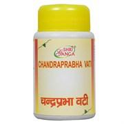 Chandraprabha Vati (Чандрапрабха Вати) - для очищения и лечения урогенитальной сферы, 50г