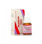 Balatailam (Бала Тайлам) - многокомпонентное лечебное масло, 10 мл.