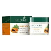 """Скраб для кожи лица и шеи с папаей """"Bio Papaya Revitalizing Tan Removal crub"""""""