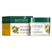 Маска для лица с фруктами против пигментации (Bio Fruit Whitening & Depigmentation Face Pack)