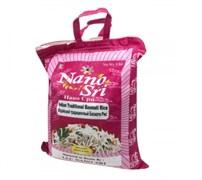 Рис Басмати Традиционный непропареный, 5 кг.