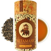 Ginger Black Tea (Чай Чёрный с Имбирём), 100 г.
