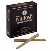 Аюрведический ингалятор без табака и без фильтра Nirdosh (Нирдош) 20 шт