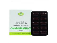 Chandraprabha-DS (Чандрапрабха-ДС) - двойная сила в лечении мочеполовой системы, 100 таб.