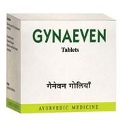 Gynaeven (Гинаевен) - балансирует гормональный фон, нормализуя цикл, 100 таб.