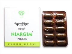 Niargim (Ниаргим) - первая помощь при мигрени, 100 таб.
