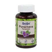 Punarnava (Пунарнава), 60 таб. по 650 мг. - снимает отеки, очищает кровь