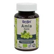 Amla Capsules (Амла) - богатый природный источник витамина С, 60 вегетарианских капсул по 500 мг.