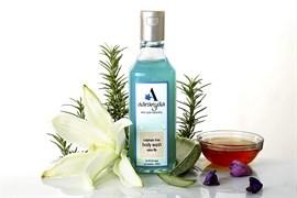 Гель для тела Aqua Lily без сульфатов (Водяная лилия) - дарит ощущение чистоты и свежести