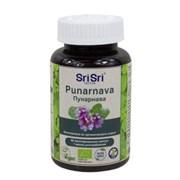 Punarnava Capsules (Пунарнава), 60 вегетарианских капсул по 500 мг.