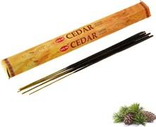 Благовония Cedar (Кедр), 20 шт