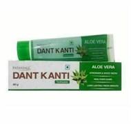 Зубная паста Dant Kanti Aloevera (Дант Канти Алоэ вера с мятой и гвоздикой)
