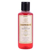 Herbal Massage oil Sandalwood (Массажное масло Сандаловое дерево)