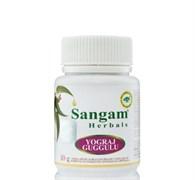 Yograj Guggul (Йогарадж Гуггул чурна) - рецептура комплексного воздействия на организм, 40 г.