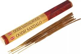 Благовония Oodh-Sandalwood (Магический Сандал), 20 шт.