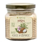 Урбеч кокос и абрикос, 230 г.