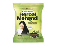Хна для волос Herbal Mehndi Kesh Kanti (Хербал Мехнди), 100 г.