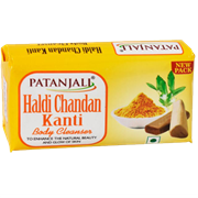 Мыло Haldi Chandan Kanti (Куркума и Сандал), 75 г.