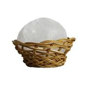 Кристалл свежести в кокосовой корзинке