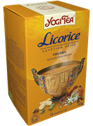 Yogi Tea «Licorice» (Солодка)
