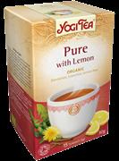 Yogi Tea «Pure Lemon» (Очищающий чай с лимоном)
